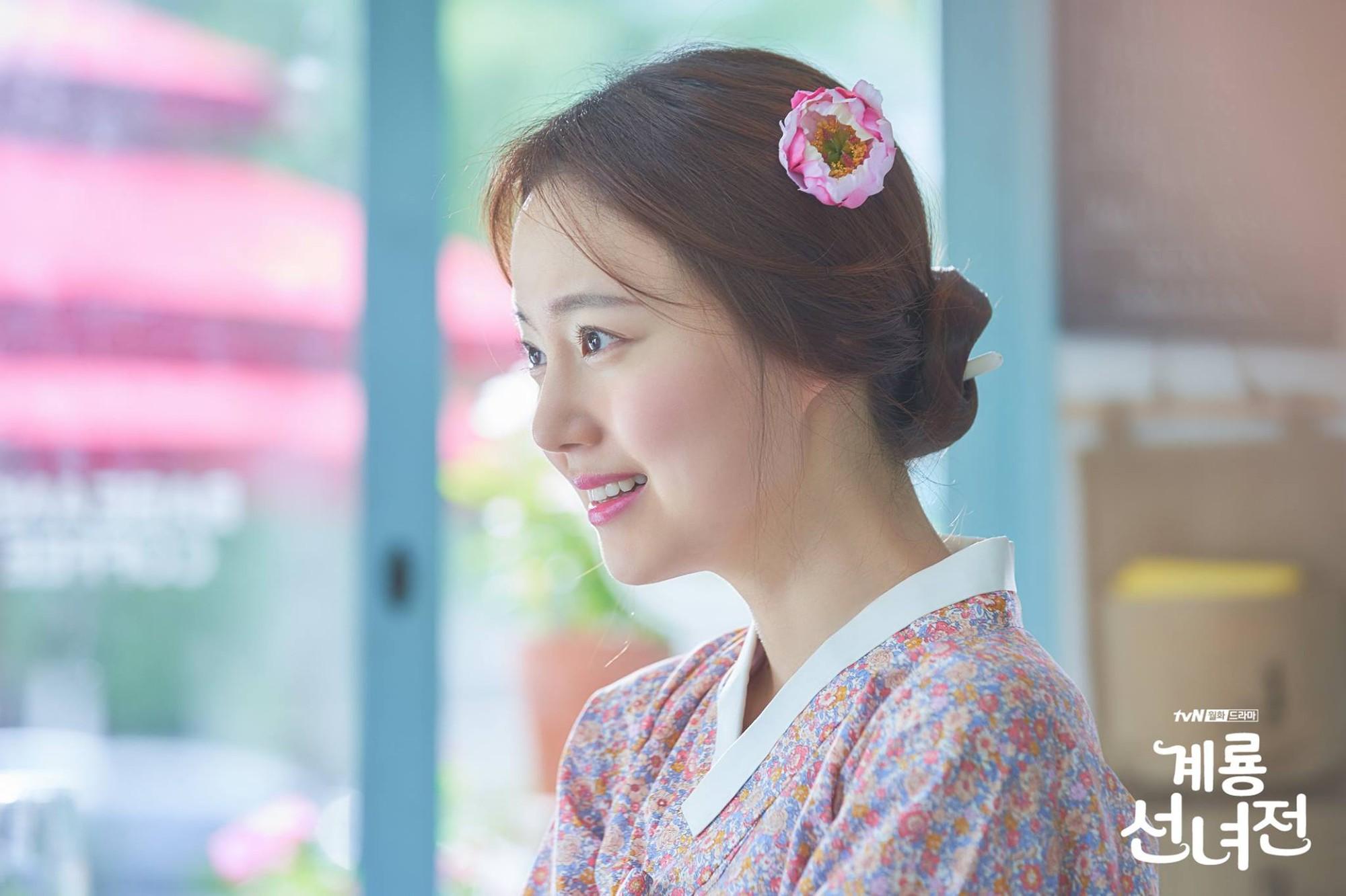 Ngộp thở với dàn sao Hàn toàn dân anh chị trong loạt phim truyền hình đổ bộ mùa cuối năm 2018! - Ảnh 2.
