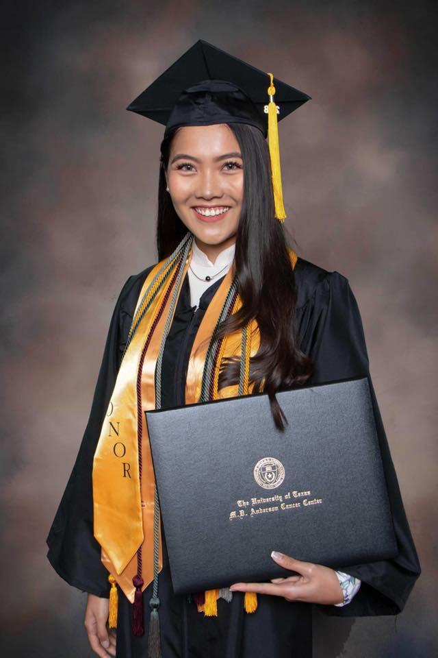 Sinh viên ngành Y Dược hot đến mức độ nào: Kẻ là nam thần chốn bệnh viện, người là hotgirl du học sinh tốt nghiệp GPA 4.0 tại Mỹ - Ảnh 5.
