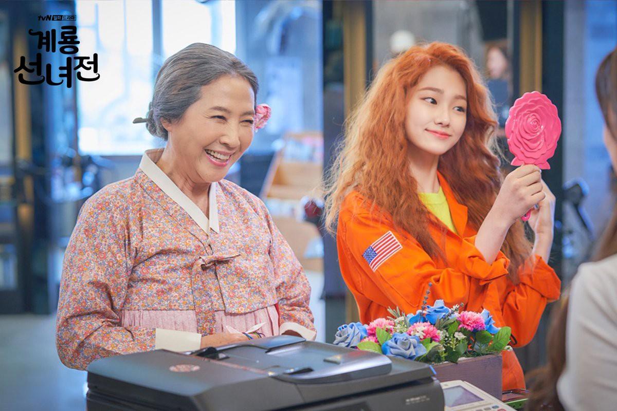 Ngộp thở với dàn sao Hàn toàn dân anh chị trong loạt phim truyền hình đổ bộ mùa cuối năm 2018! - Ảnh 8.