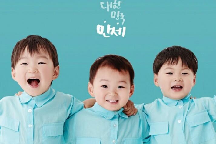 Bộ ba thiên thần nhà Song Il Gook cao lớn phổng phao, tái xuất trên show thực tế - Ảnh 8.