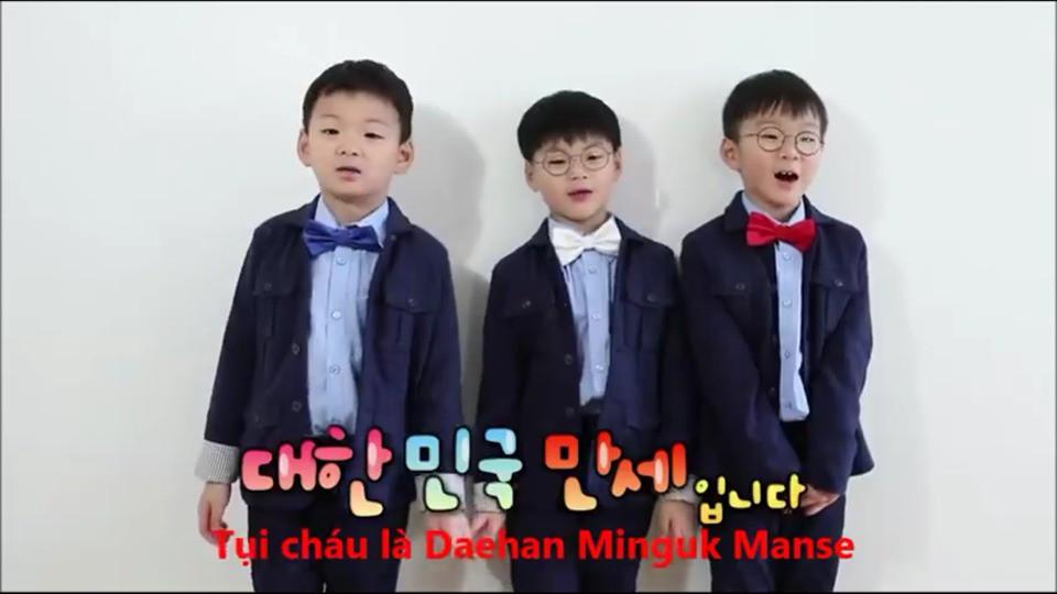 Bộ ba thiên thần nhà Song Il Gook cao lớn phổng phao, tái xuất trên show thực tế - Ảnh 9.