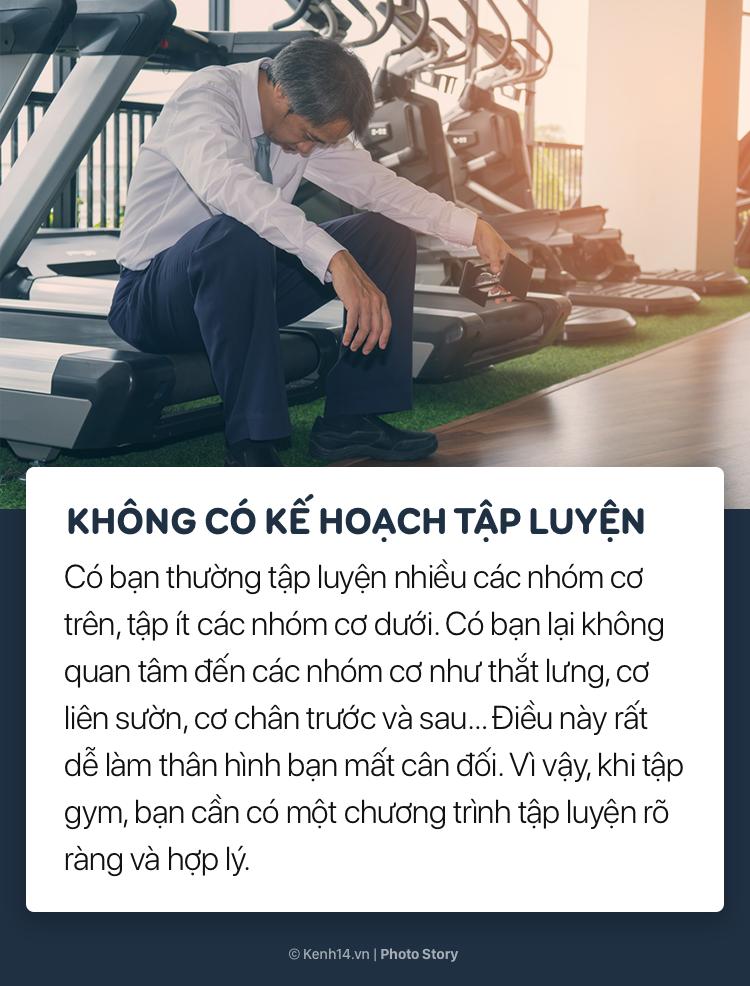 Nguyên nhân khiến việc tập gym ngày đêm mà vẫn không giúp bạn có được vóc dáng mong ước - Ảnh 1.