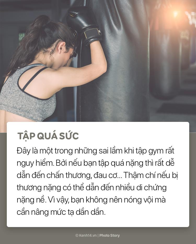 Nguyên nhân khiến việc tập gym ngày đêm mà vẫn không giúp bạn có được vóc dáng mong ước - Ảnh 5.