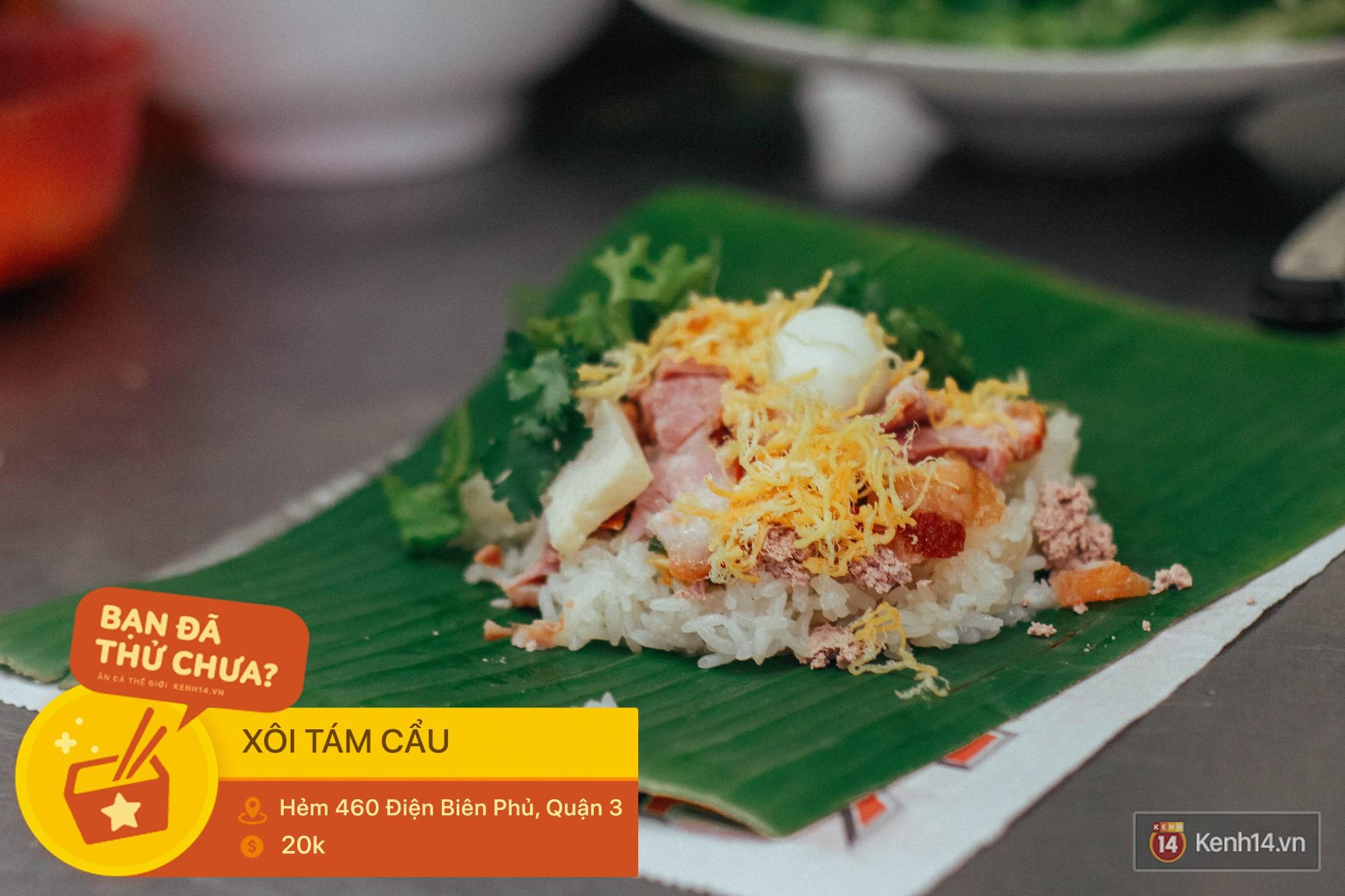Tìm đâu những hàng xôi sáng nổi tiếng ở Sài Gòn để khởi động ngày mới - Ảnh 6.