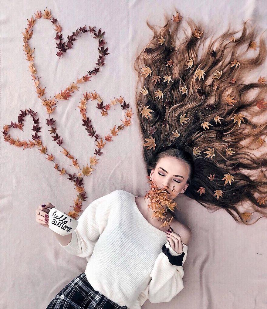 Đăng ảnh toàn tóc là tóc, Công chúa tóc mây người Hà Lan vẫn nổi tiếng ầm ầm trên Instagram - Ảnh 17.