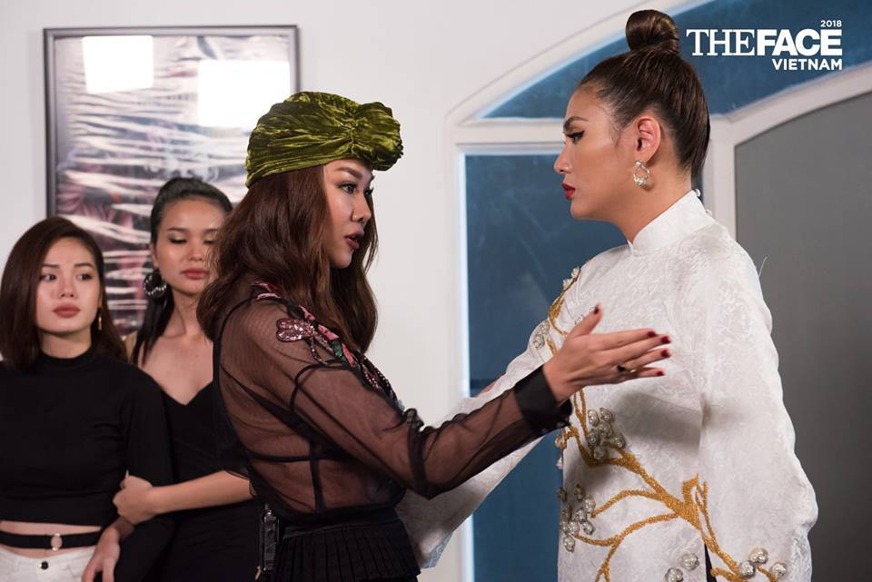Cả Hà Hồ lẫn Thanh Hằng đều đi một nước cờ sai ở The Face! - Ảnh 3.