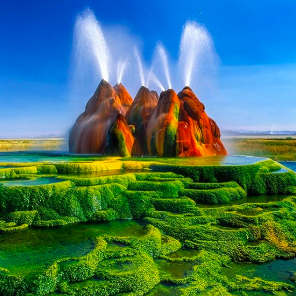 Những tuyệt tác thiên nhiên đẹp đến mức không thể tin rằng nó có thật trên Trái Đất, trong đó có một địa danh ở Việt Nam - Ảnh 39.