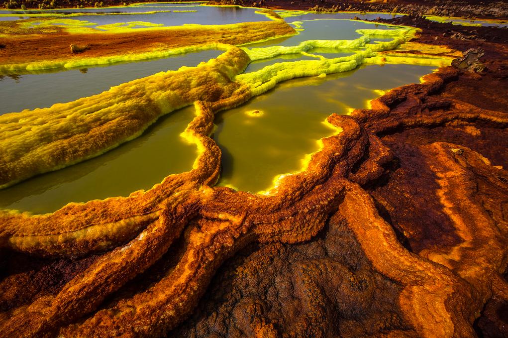 Những tuyệt tác thiên nhiên đẹp đến mức không thể tin rằng nó có thật trên Trái Đất, trong đó có một địa danh ở Việt Nam - Ảnh 3.