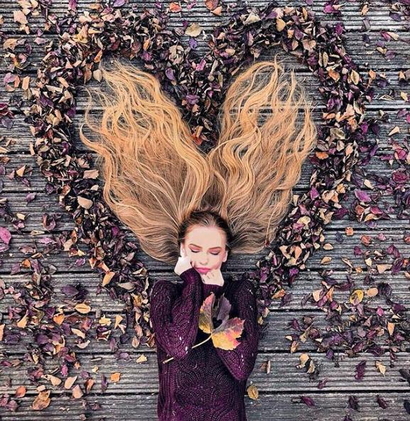 Đăng ảnh toàn tóc là tóc, Công chúa tóc mây người Hà Lan vẫn nổi tiếng ầm ầm trên Instagram - Ảnh 5.