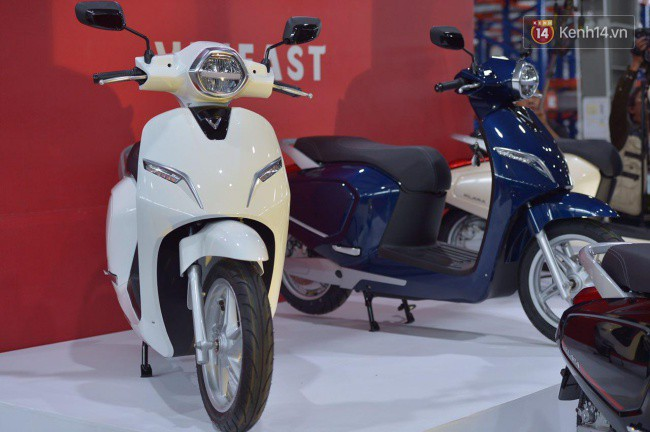 Xe máy điện thông minh của VinFast được bán với giá từ 21 triệu đồng - Ảnh 2.