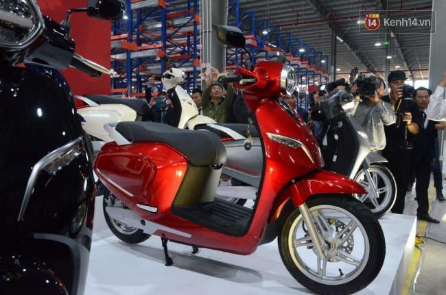 Xe máy điện thông minh của VinFast được bán với giá từ 21 triệu đồng - Ảnh 1.