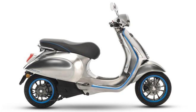 Vespa cũng có xe máy điện, giá từ 170 triệu, sẽ bán tại Việt Nam từ 2019? - Ảnh 1.