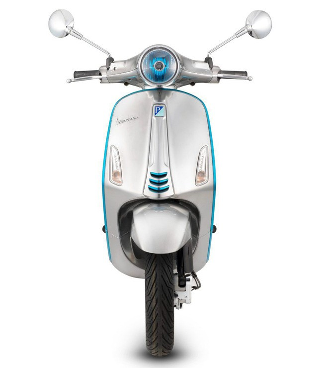 Vespa cũng có xe máy điện, giá từ 170 triệu, sẽ bán tại Việt Nam từ 2019? - Ảnh 2.