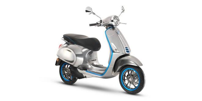 Vespa cũng có xe máy điện, giá từ 170 triệu, sẽ bán tại Việt Nam từ 2019? - Ảnh 3.