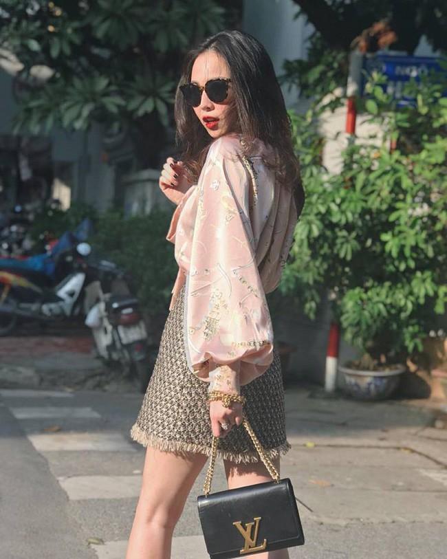 Thời trang bà bầu: Street style của các hot mom xinh đẹp trẻ trung - Ảnh 12.