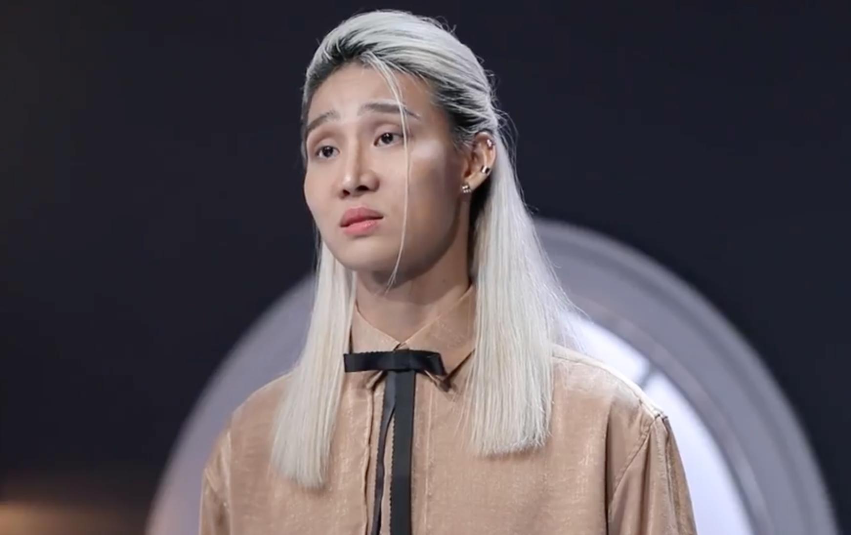The Face tung đoạn clip đầy đủ phần loại Mid Nguyễn, khẳng định không làm sai lệch nội dung - Ảnh 2.