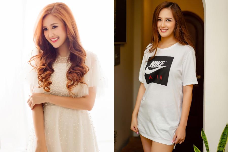 """Hoa hậu Mai Phương Thúy và Phương Hằng """"Gạo nếp gạo tẻ"""" lại giống nhau như chị em một nhà - Ảnh 6."""
