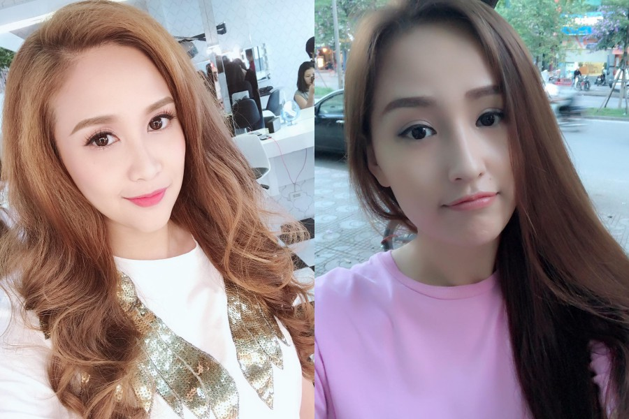 """Hoa hậu Mai Phương Thúy và Phương Hằng """"Gạo nếp gạo tẻ"""" lại giống nhau như chị em một nhà - Ảnh 4."""