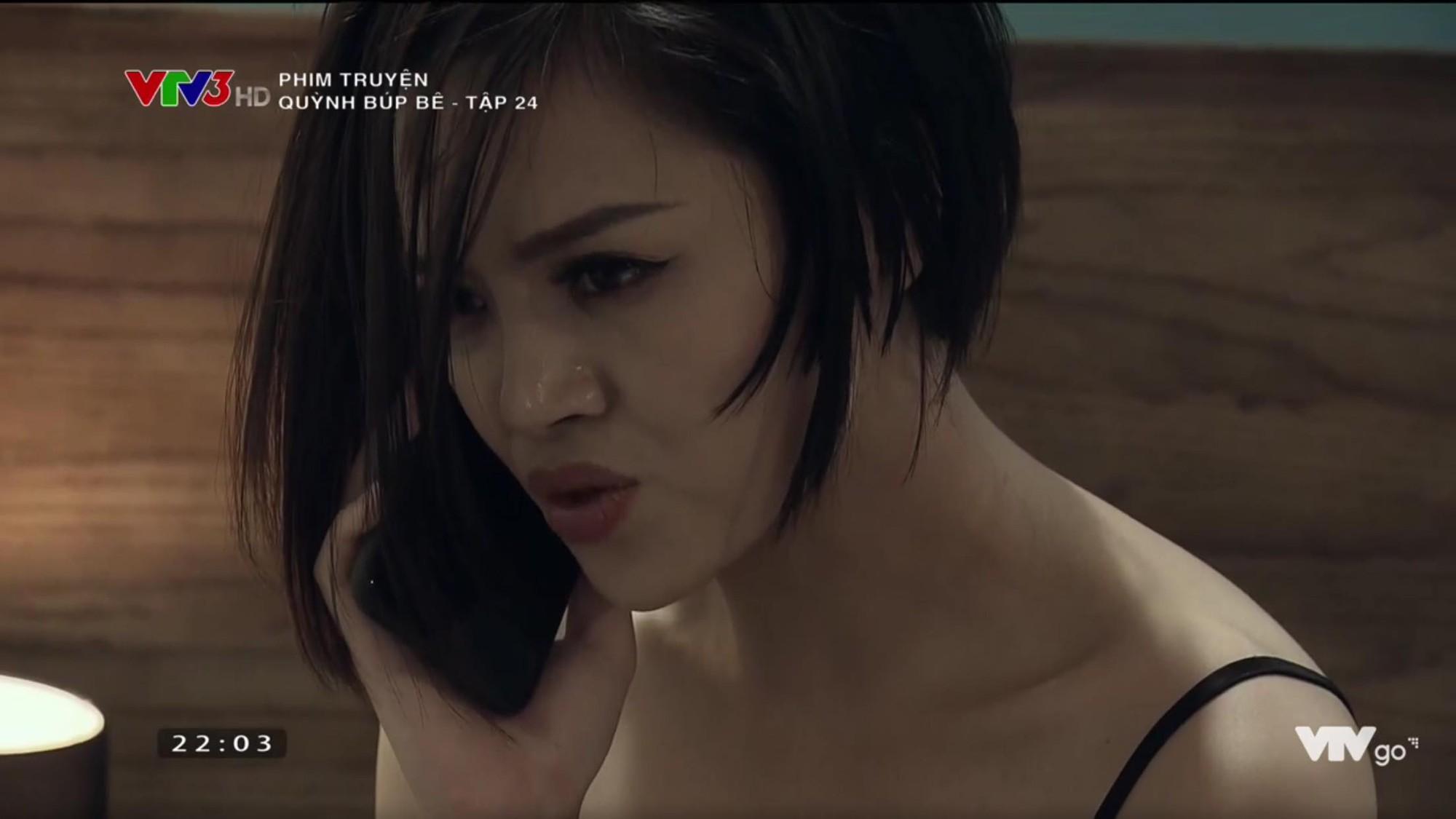 Quỳnh Búp Bê: Em gái Lan Cave bị My Sói phát hiện thân thế, đánh ghen đến sưng vù mặt - Ảnh 6.