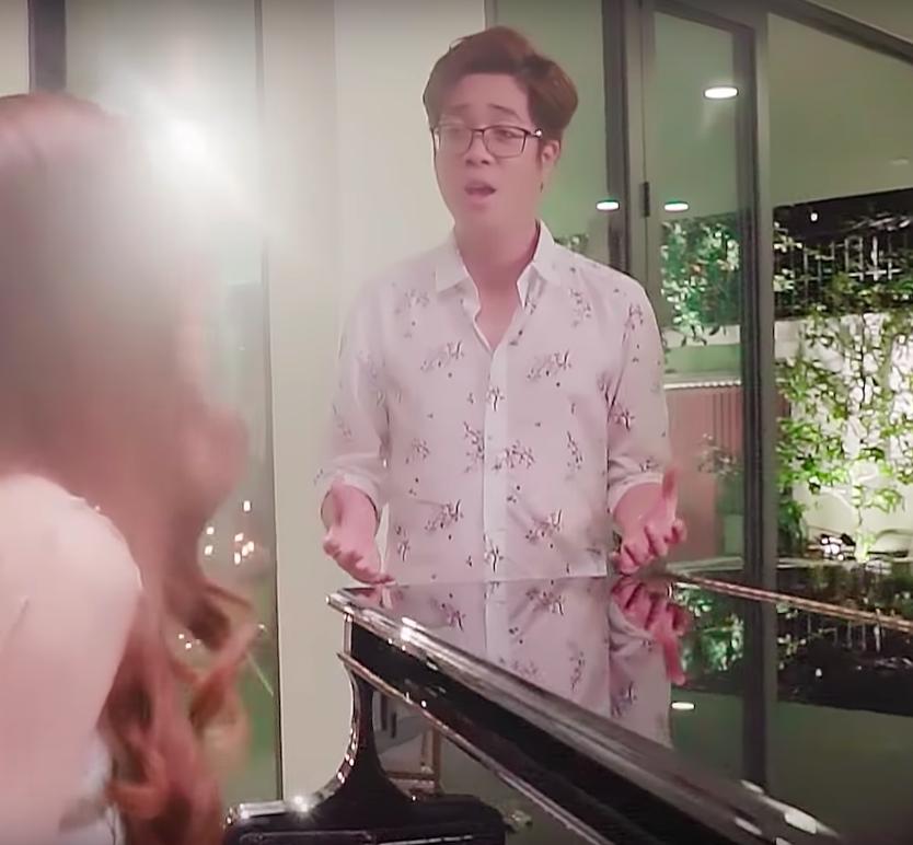 Bùi Anh Tuấn chọn ca khúc ballad mới của Hà Hồ làm bản song ca thứ 2 của thầy trò