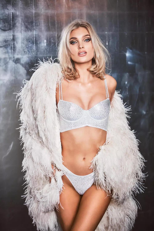 HOT: Lộ diện Fantasy Bra giá 23 tỉ VNĐ của Victorias Secret Fashion Show 2018 nhưng người được diện nó mới là điều bất ngờ nhất - Ảnh 7.