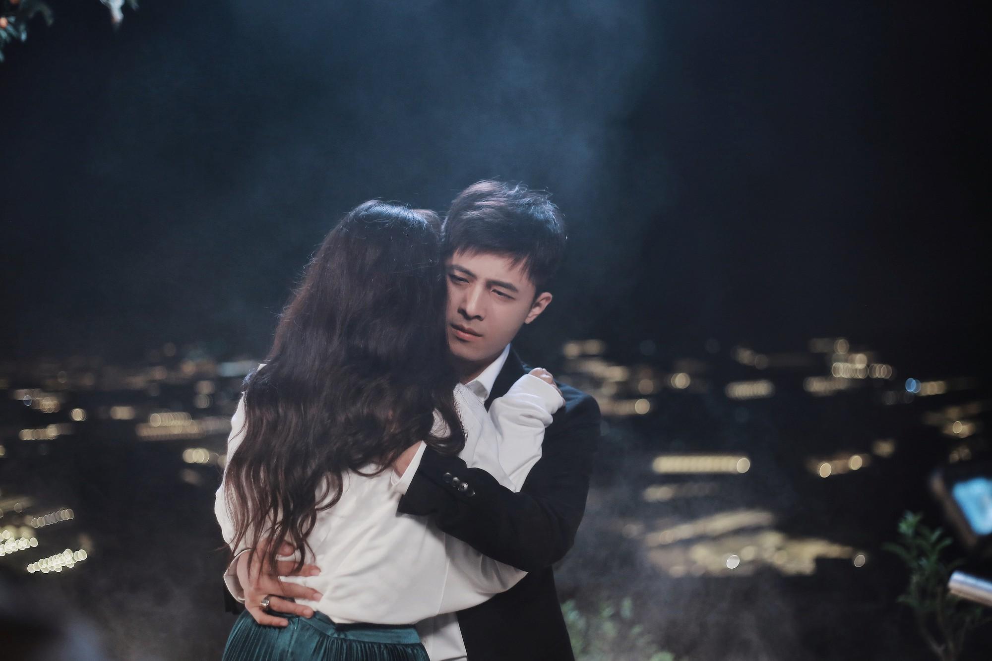 Gin Tuấn Kiệt hợp tác cùng hotgirl ảnh thẻ Lan Hương tung MV đầy nước mắt về tuổi thanh xuân - Ảnh 6.