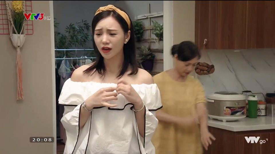 """Quỳnh Kool chán làm gái quê hóa hot girl trong """"Mẹ Ơi, Bố Đâu Rồi"""" - Ảnh 2."""