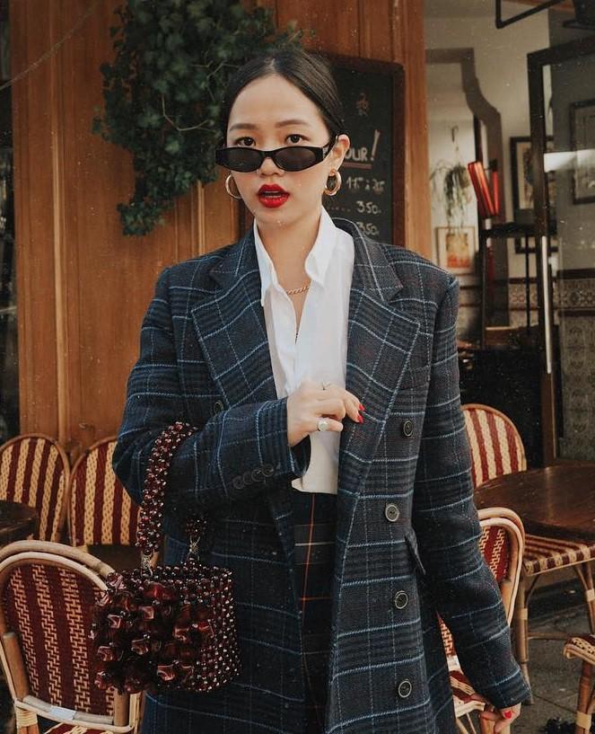 5 bí kíp khôn ngoan giúp các chị em chọn được mẫu áo blazer vừa đẹp mà mặc không bị già - Ảnh 6.
