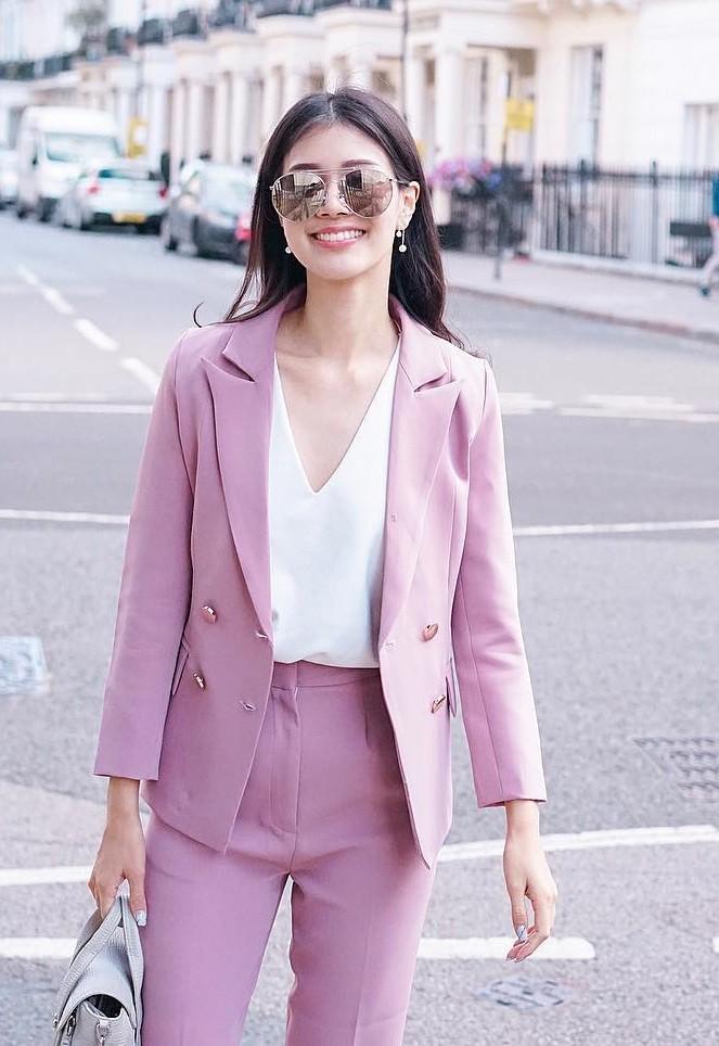 5 bí kíp khôn ngoan giúp các chị em chọn được mẫu áo blazer vừa đẹp mà mặc không bị già - Ảnh 7.
