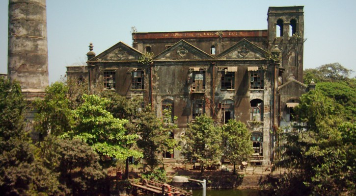 Mukesh: Nhà máy dệt lâu đời nhất Ấn Độ, gần 4 thập kỷ bị bỏ hoang với những lời đồn thổi rợn người - Ảnh 1.