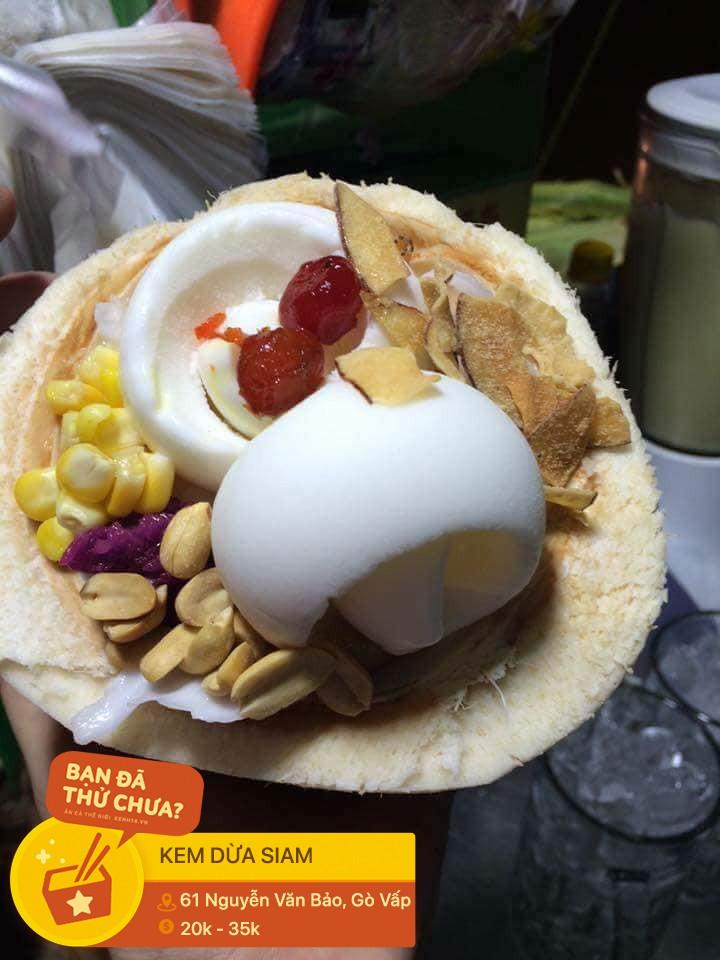 Kem trái dừa bỗng trở nên hót hòn họt trong giới sành ăn, bạn đã biết địa chỉ món này ở Sài Gòn chưa? - Ảnh 9.