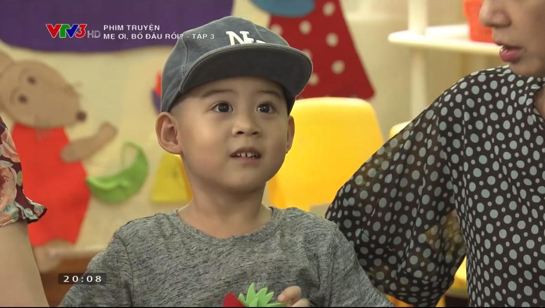 """""""Mẹ Ơi, Bố Đâu Rồi"""": Bé Sâu bị trường đuổi học khi chỉ mới 3 tuổi vì ông ngoại - Ảnh 2."""