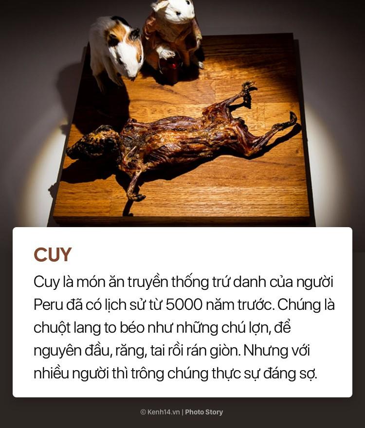 Kinh hồn những món ăn phổ biến ở các quốc gia mà có thể chỉ nhìn thôi bạn đã muốn chạy xa - Ảnh 1.