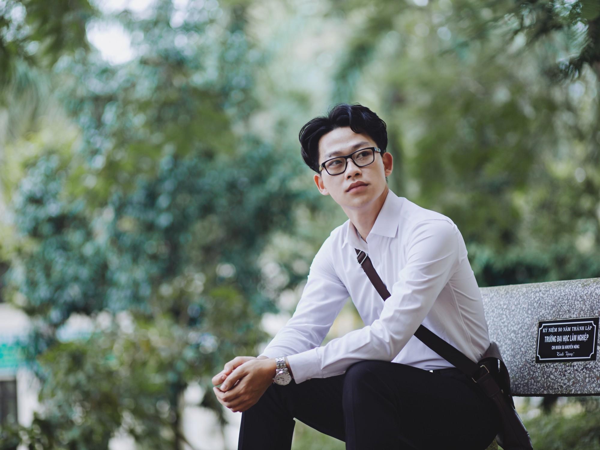 Cậu bạn Hà Nội đẹp trai, giành học bổng du học 5 nước, là thủ khoa đầu vào và tốt nghiệp ĐH với số điểm cao nhất - Ảnh 5.