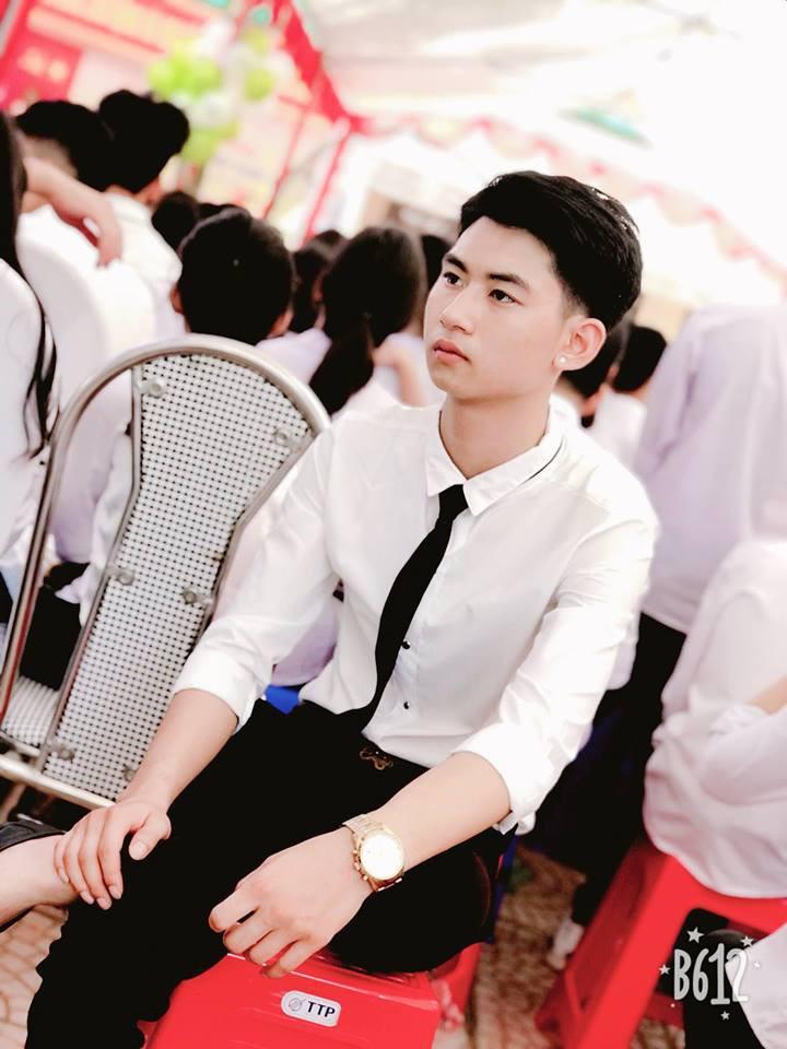 Nhan sắc thật của nam sinh Đà Nẵng có màn giả gái chiếm sóng MXH vì quá xinh - Ảnh 7.