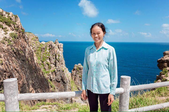 Tâm sự của thanh niên 23 tuổi lần đầu tiên đưa mẹ đi du lịch sau hơn nửa đời người vất vả - Ảnh 4.