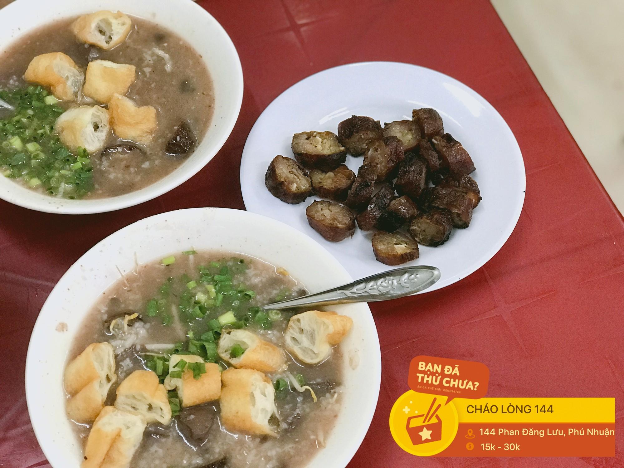 Hít hà những tô cháo lòng lâu đời ở Sài Gòn, có nơi đã tồn tại gần cả thế kỉ - Ảnh 11.