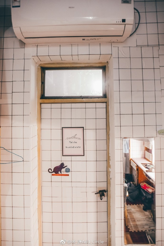 Những màn cải tạo ký túc xá thần sầu đến nỗi xem xong bạn chỉ muốn bắt tay vào lột xác ngay cho căn phòng của mình - Ảnh 6.