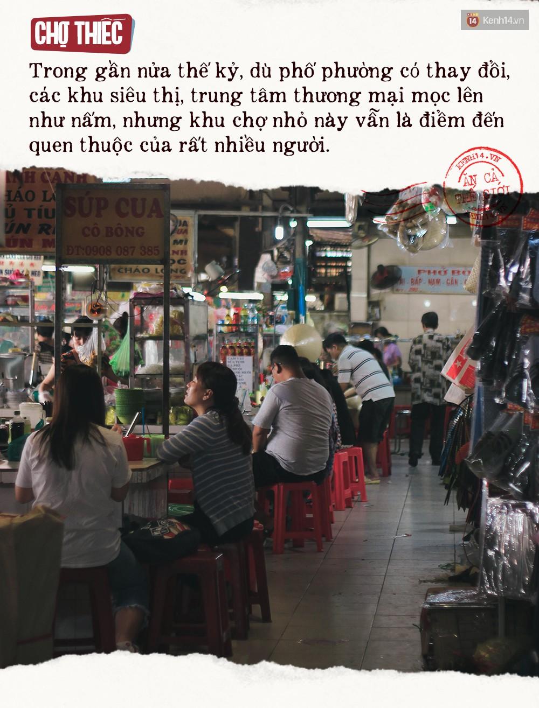 Buổi sáng tại khu chợ lâu năm ở Sài Gòn: đẹp như một thước phim, đồ ăn ngập tràn khắp nơi - Ảnh 2.