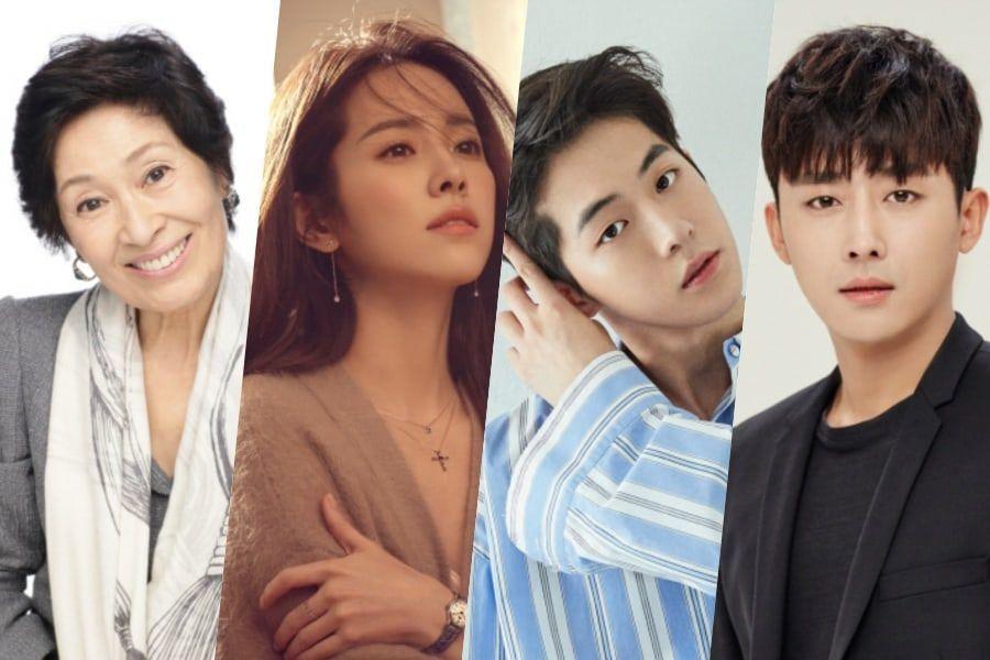 Thủy thầnNam Joo Hyuk gật đầu tái xuất màn ảnh cùng chị đẹp Han Ji Min - Ảnh 1.
