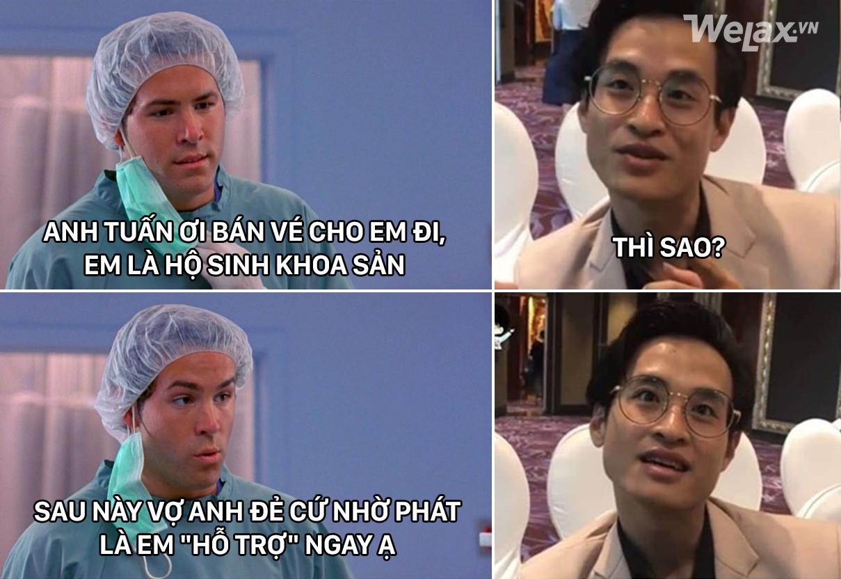 Học cầu thủ ĐT Việt Nam, dân tình lầy lội nghĩ ra đủ lời đề nghị Hà Anh Tuấn bán vé concert cho mình - Ảnh 2.