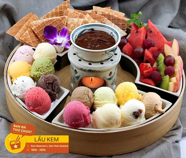 Ngày Hà Nội ẩm ương đổi gió, rủ nhau đi ăn loạt món kem dưới đây cho hợp thời tiết nào - Ảnh 4.