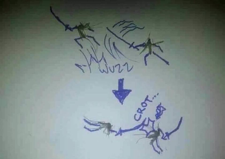 Khi bạn rảnh và hối hận vì đã sát sinh loài động vật đáng ghét nhất hành tinh này: muỗi - Ảnh 12.
