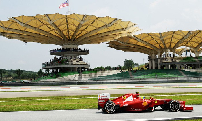 Trước Việt Nam, những quốc gia châu Á nào đã tổ chức đua xe F1? - Ảnh 2.