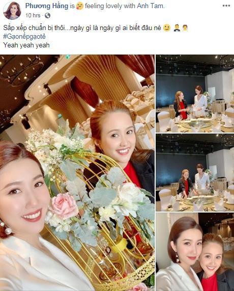 Gạo Nếp Gạo Tẻ: Phương Hằng tiết lộ kết phim có đám cưới - Ảnh 1.