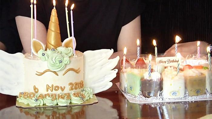 4 ngày sau tang lễ, gia đình nuốt nước mắt tổ chức sinh nhật cho Á hậu Thái tử nạn cùng chủ tịch Leicester - Ảnh 2.