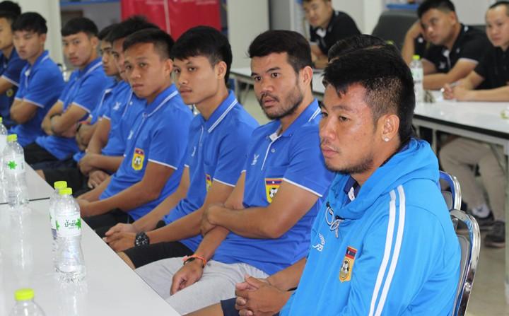 Đội tuyển Lào được thưởng nửa tỷ đồng nếu thắng Việt Nam - Ảnh 1.