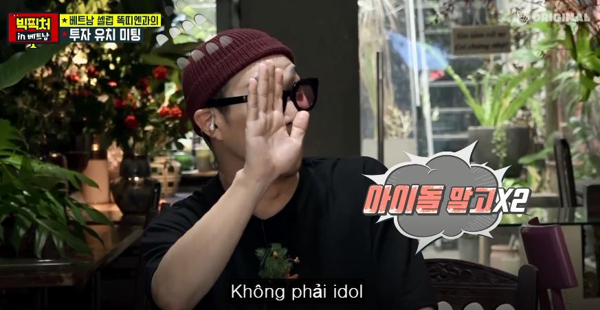 Kim Jong Kook - Haha muốn ra mắt ở Việt Nam và đây là câu trả lời phũ phàng của Tóc Tiên! - Ảnh 4.