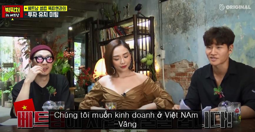 Kim Jong Kook - Haha muốn ra mắt ở Việt Nam và đây là câu trả lời phũ phàng của Tóc Tiên! - Ảnh 7.