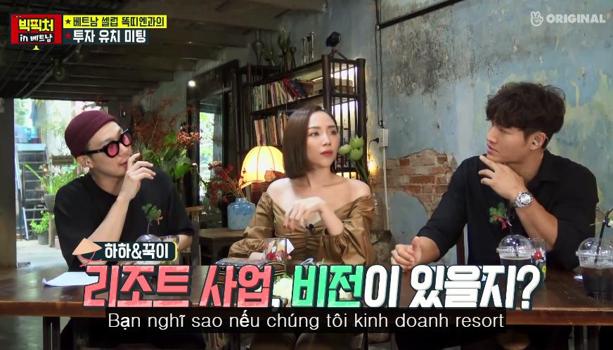 Kim Jong Kook - Haha muốn ra mắt ở Việt Nam và đây là câu trả lời phũ phàng của Tóc Tiên! - Ảnh 6.